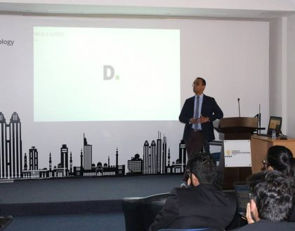 IMT Business School hosted Mr. Sriram Rajan- Head OD & Talent at SIG Combibloc Obeikan.
