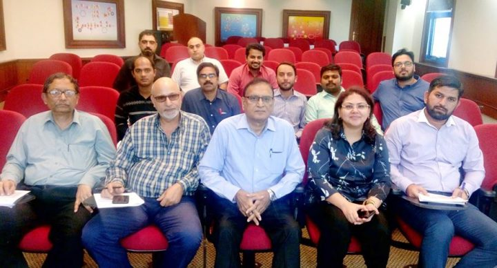 Prof Dr. Vimi Jham has conducted a MDP Program for employees of National Paints and General Mineral Industries co. LLC