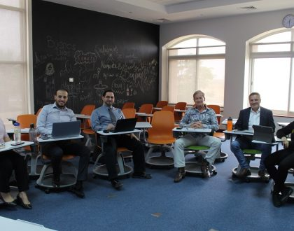 IMT Business School hosted local PRiME institution meeting of the year
