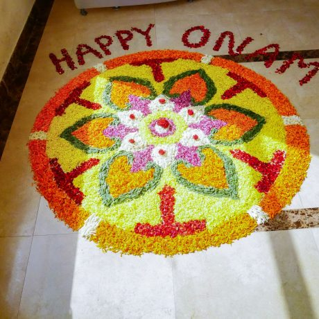 Onam celebrations at IMT campus
