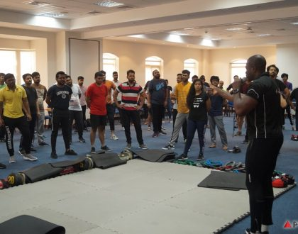 IMT had the pleasure of hosting Fitness4Life, at the IMT Fitness and Health Seminar