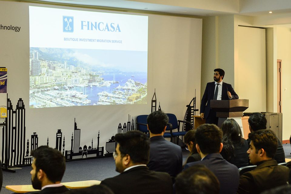 IMT Dubai was enthralled to welcome Fincasa Capital on its campus.