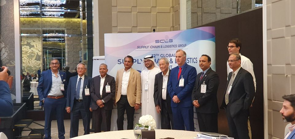 IMT Dubai students participated in 12th Global Supply Chain and Logistics Summit
