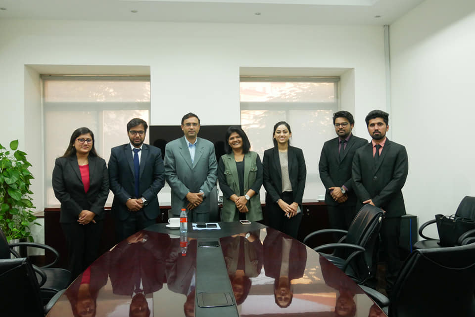 IMT Dubai was delighted to host Mr. Prasad Katta, Vice President of Digital Business at Xpress Money