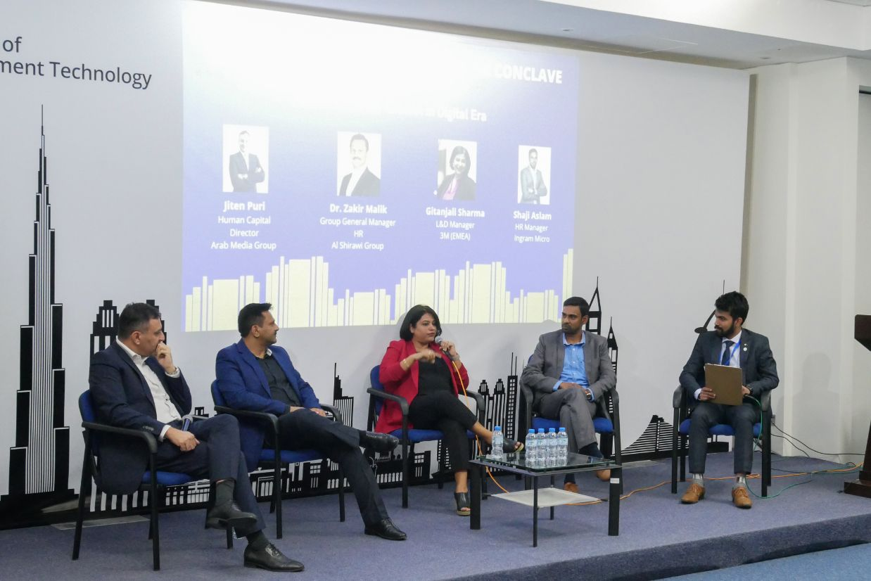 IMT Business School, Dubai had the privilege of successfully hosting the HR Conclave 2019