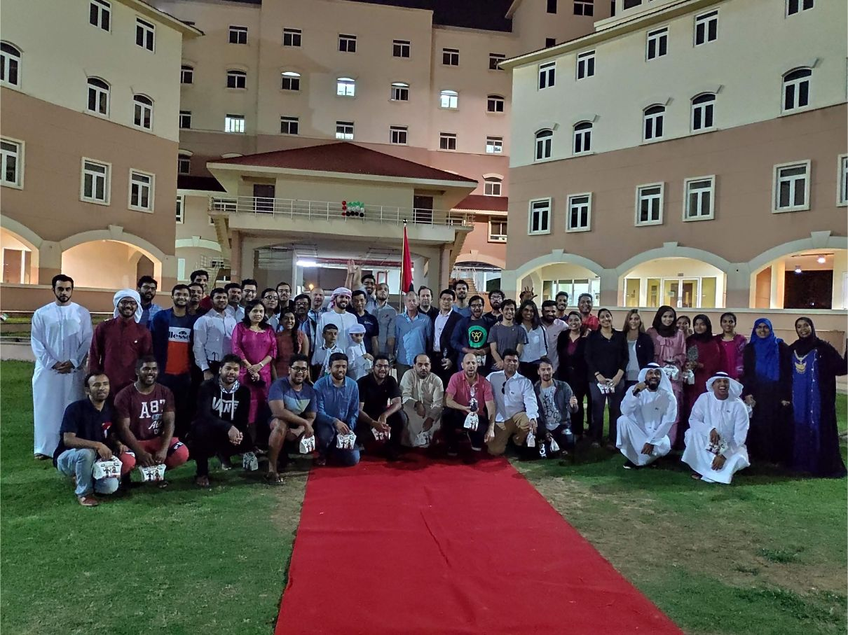 IMT Dubai Celebrated UAE National Day